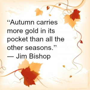 Fall Quotes for Kids