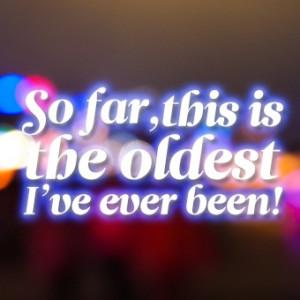 ... ! Happy Bday to me 26 rocks!!! #quotes #birthday #birthdaycelebration