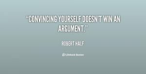 Argument Friends Quotes