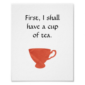 Tea Cup Quotes