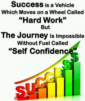 Ladder formula for success