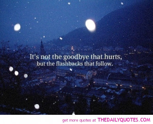 Good Goodbye Quotes - Best Saying Good-Bye Quote - Friend - Loved Ones ...
