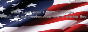 American Flag Cross Tattoo...