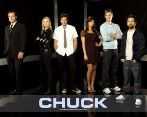 Chuck Wallpaper (TV Series)