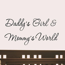 baby girl love quotes Daddy's Girl and Mommy...