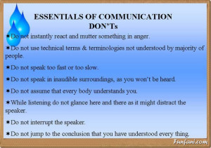 Quotes On Effective Communication Skills