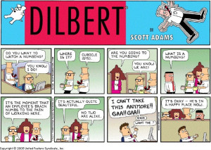 Dilbert - the Numbing