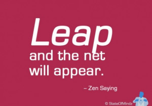 Leap day can be everyday.