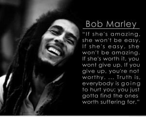 25 Inspiring Bob Marley Quotes