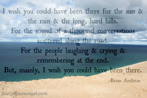 Missing You In Heaven Brother Quotes Dunes quote. if you liked this