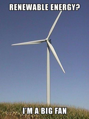 ... Renewable Energy (ACORE) facebook page , along with this short quote