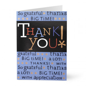 hallmark thank you cards