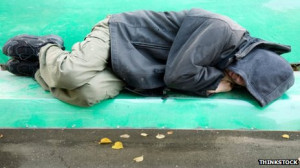 NHS hospitals told to do more for homeless