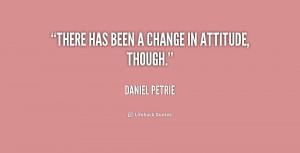 Attitude Change Quotes