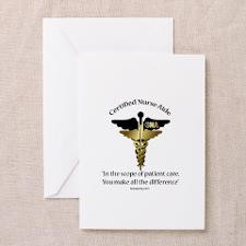 Nursing Assistant Greeting Cards