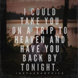 ... Have You Back By Midnight Jake Owen Quote graphic from Instagramphics