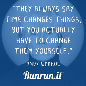 Inspiring quotes – Andy Warhol