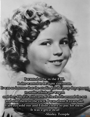 tribute inspirational quotes from shirley temple black