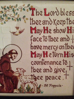 Coffee with the Saints]: Francis and True Joy