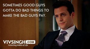 Suits Tv Show Quotes 16 brilliant quotes and