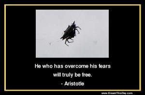 Overcome Quotes