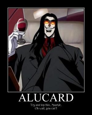 Alucard Motivational Starfire