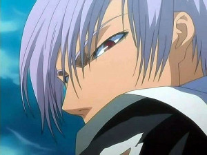 ... Hitsugaya, but you must remember that he's able to scare Gin Ichimaru