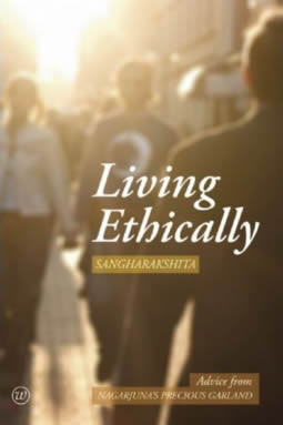 """Living Ethically: Advice from Nagarjuna's Precious Garland,"""" by ..."""