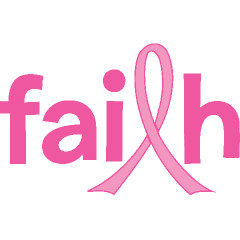 Pink Ribbon Faith Quotes