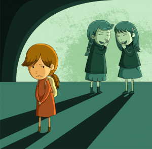 ... time of year to have a chat about a difficult topic: bullying