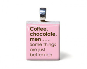 ... Tile Pendant AA1A1, Sassy quote, funny saying charm,chain not included