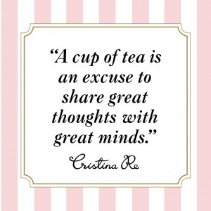 high tea quotes theknot