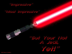 Star Wars Vader's Quote