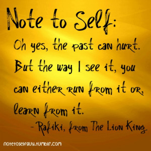 Famous Lion King Quotes Rafiki