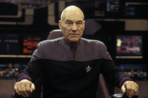 Star Trek-The Next Generation Captain Jean-Luc Picard
