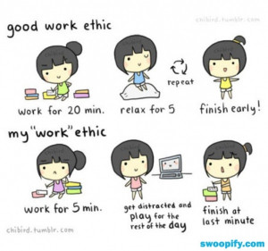 My Work Ethic #humor #lol #funny Ridiculous Random, Funny Things ...