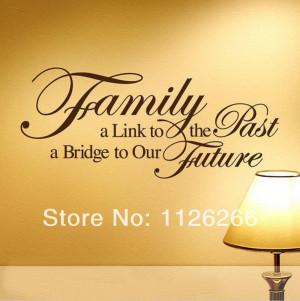 Family Bridge Our Future...