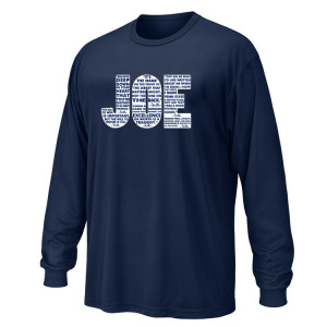 Penn State Joe Paterno Quotes Long Sleeve Tee