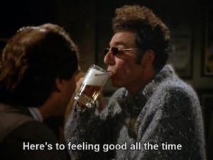 Michael Richards (Kramer). Seinfeld.