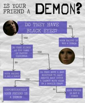 Pin The Demonic Possession
