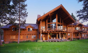 Location : Microsoft co-founder Paul Allen owns a beautiful ranch in ...