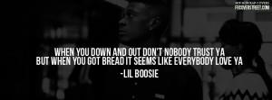 Lil Boosie Lessons Lil Boosie Fakes