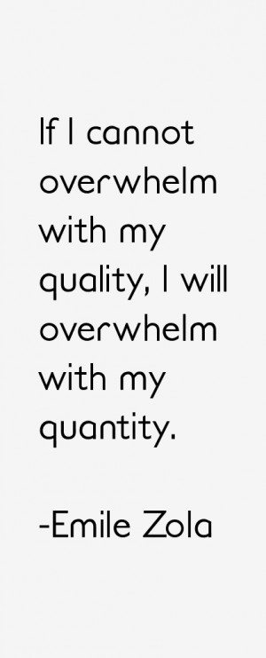 Emile Zola Quotes & Sayings