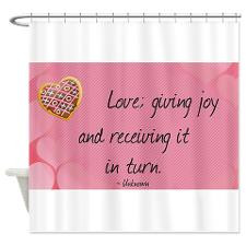 Love Quotes- Love; giving joy and receiving it Sho for