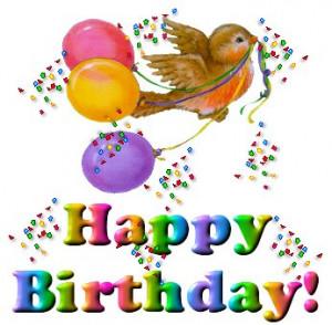 Happy Birthday, Sweet Sandra!
