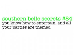 Southern Belle Secrets favorite-quotes-sayings
