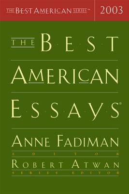 anne fadiman mail the best american essays
