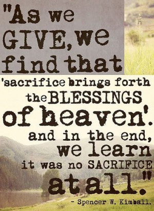 sacrifice bill giyaman posted 2 years ago to their inspiring quotes ...