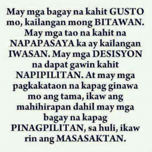tagalog best sad love quotes incoming search terms move on tagalog ...