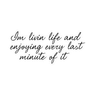 Life. How do you live it?